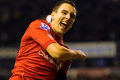 Downing's nets first LFC goal